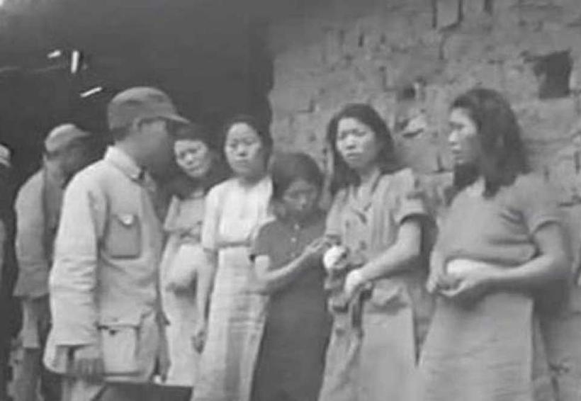 Video: Primeras imágenes de esclavas sexuales del Ejército japonés durante la II Guerra Mundial | El Imparcial de Oaxaca