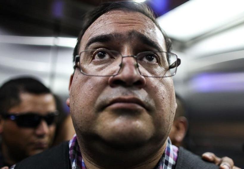 Inicia audiencia de Javier Duarte en el Reclusorio Norte | El Imparcial de Oaxaca