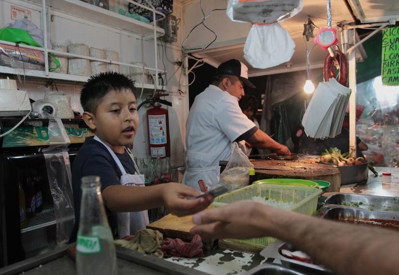 STPS advierte de sanciones por trabajo infantil   El Imparcial de Oaxaca