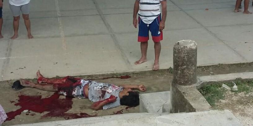 Atacan a balazos a joven  en una cancha de Huatulco | El Imparcial de Oaxaca