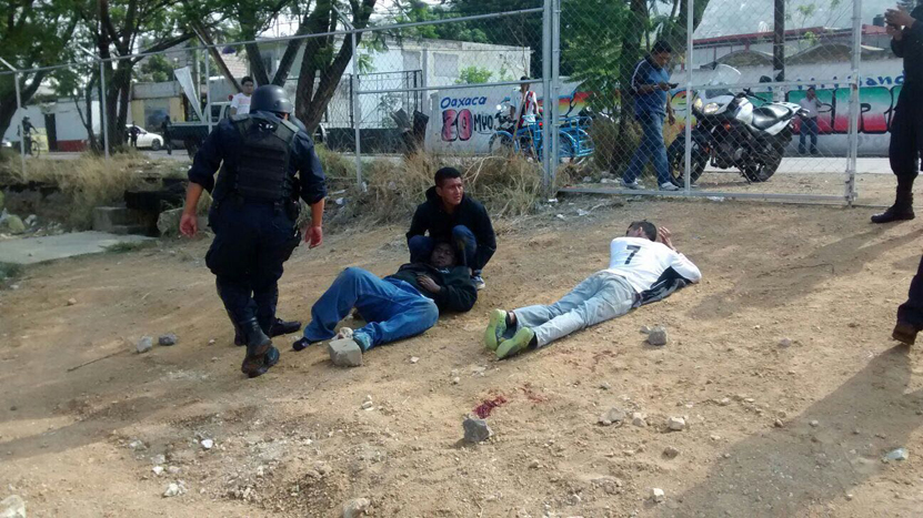 Aprehendido por homicidio calificado | El Imparcial de Oaxaca