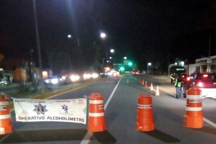 Detienen a 16 en el alcohlímetro | El Imparcial de Oaxaca
