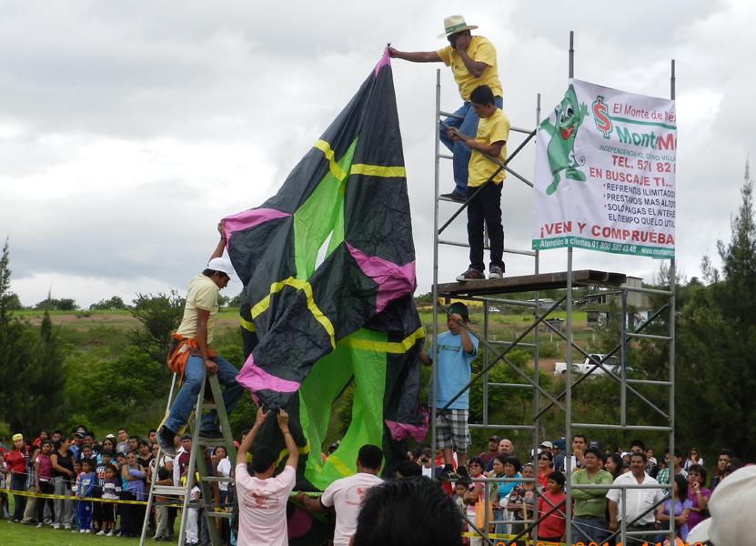 Matadamas prepara Concurso de Globos de Papel de China | El Imparcial de Oaxaca