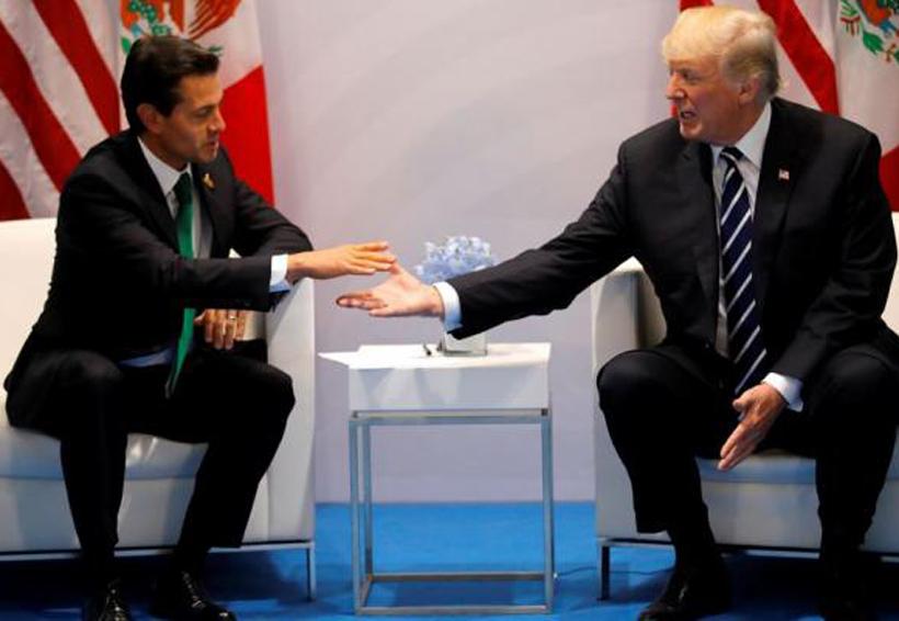 Peña y Trump se reúnen en marco de la Cumbre del G20 | El Imparcial de Oaxaca