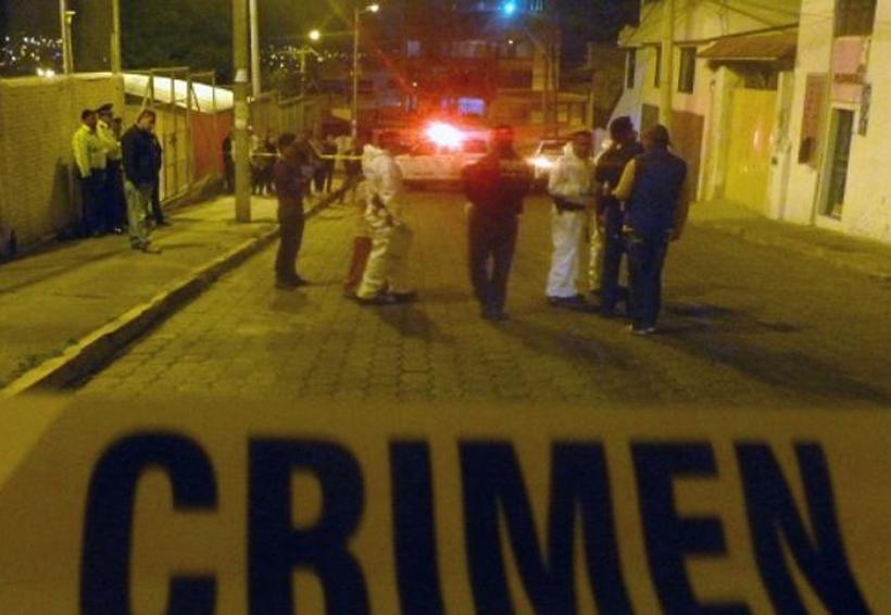 Acribillan a dos hombres   El Imparcial de Oaxaca