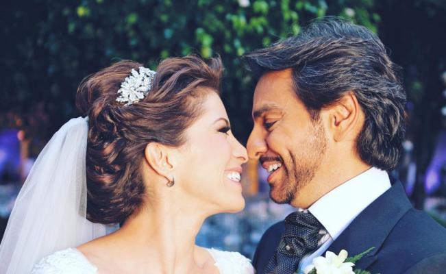 Eugenio Derbez y Alessandra Rosaldo comparten su amor | El Imparcial de Oaxaca