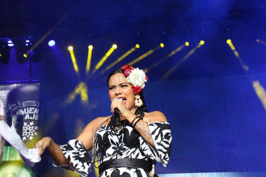 Cautiva, nuevamente, Lila al Guelaguetza   El Imparcial de Oaxaca