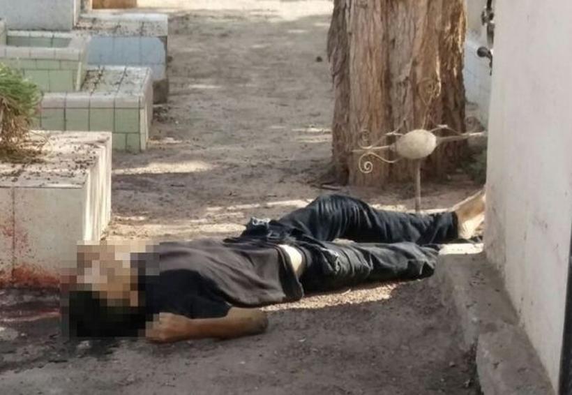 Fue asesinado en un panteón | El Imparcial de Oaxaca