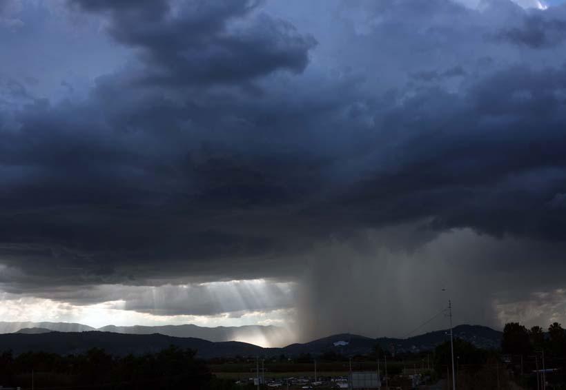 Continuarán las lluvias en Oaxaca y en la mayor parte del país por onda tropical | El Imparcial de Oaxaca