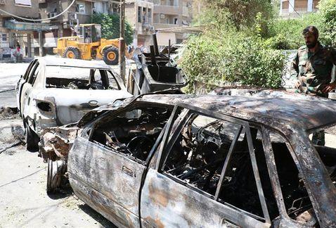 Tres coches bomba dejan al menos 18 muertos en Siria   El Imparcial de Oaxaca