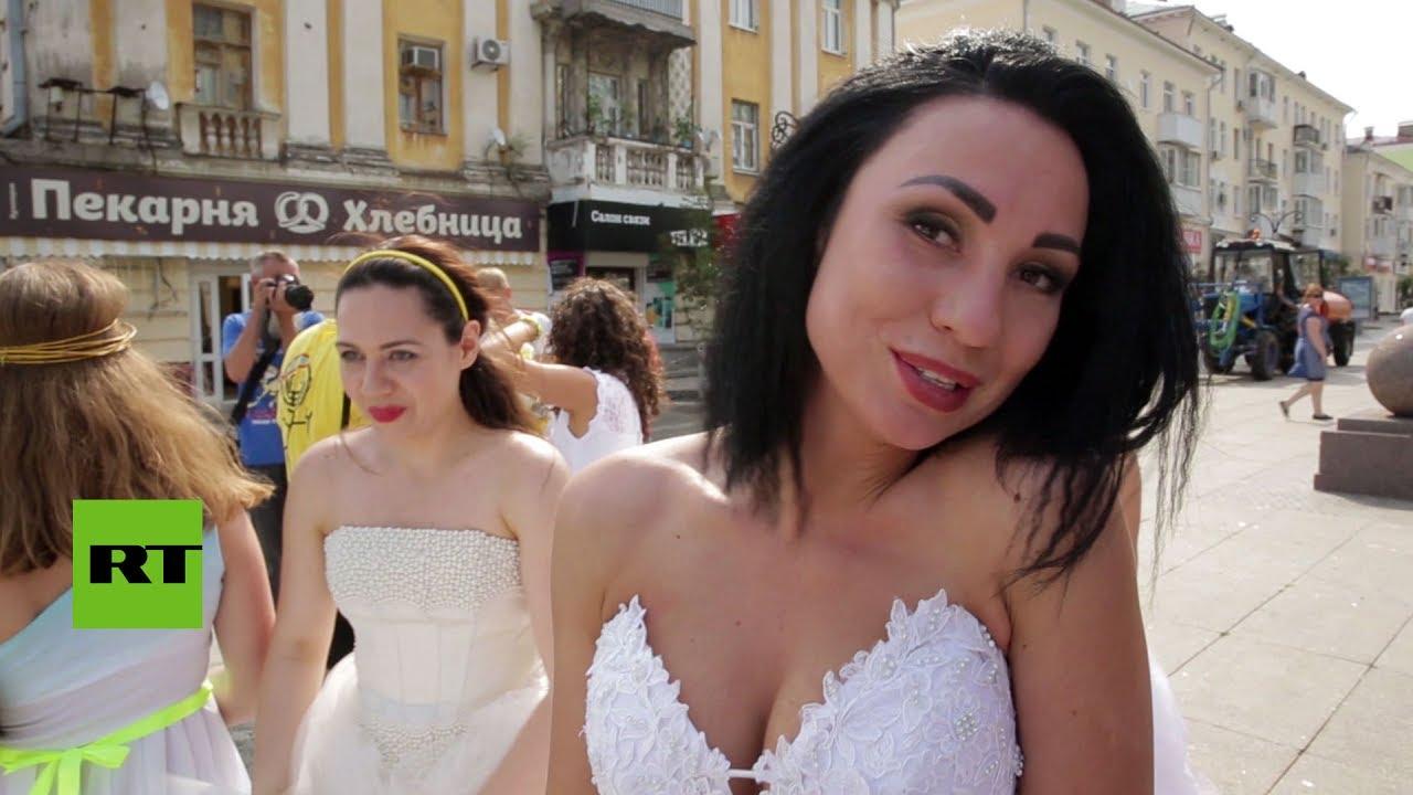 'Novias fugitivas' rusas persiguen a un 'novio fiel' | El Imparcial de Oaxaca