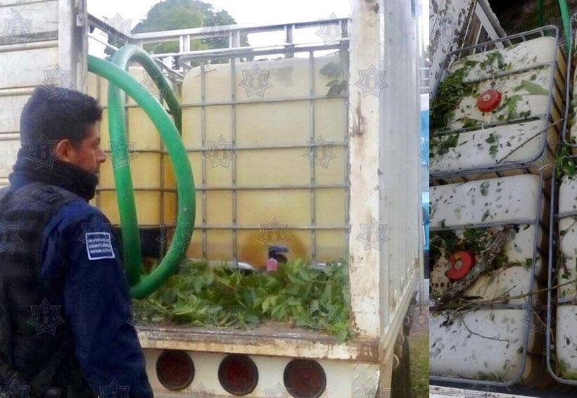 SSPO ha decomisado  6,910 litros de huachicol durante 2017   El Imparcial de Oaxaca
