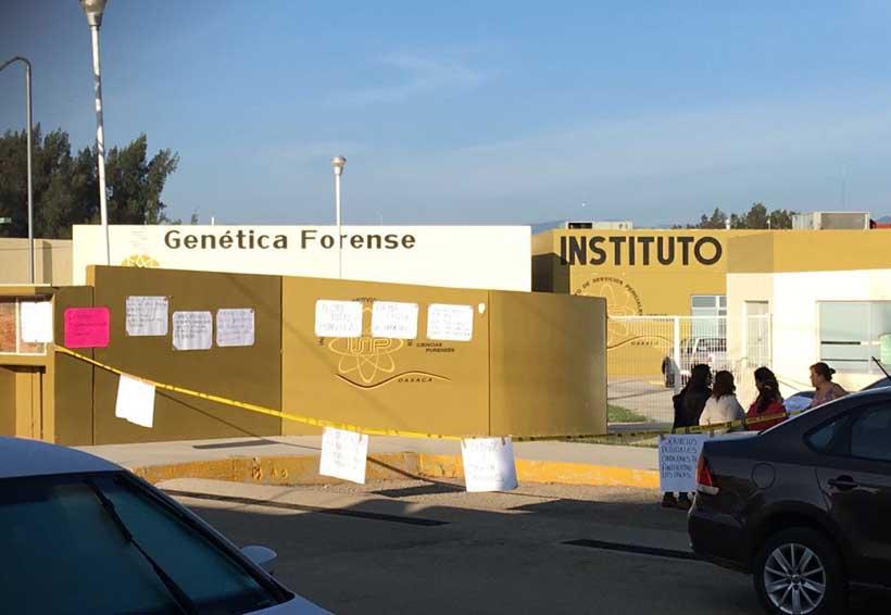 Advierten paro de labores en Instituto de Servicios Periciales en Oaxaca | El Imparcial de Oaxaca