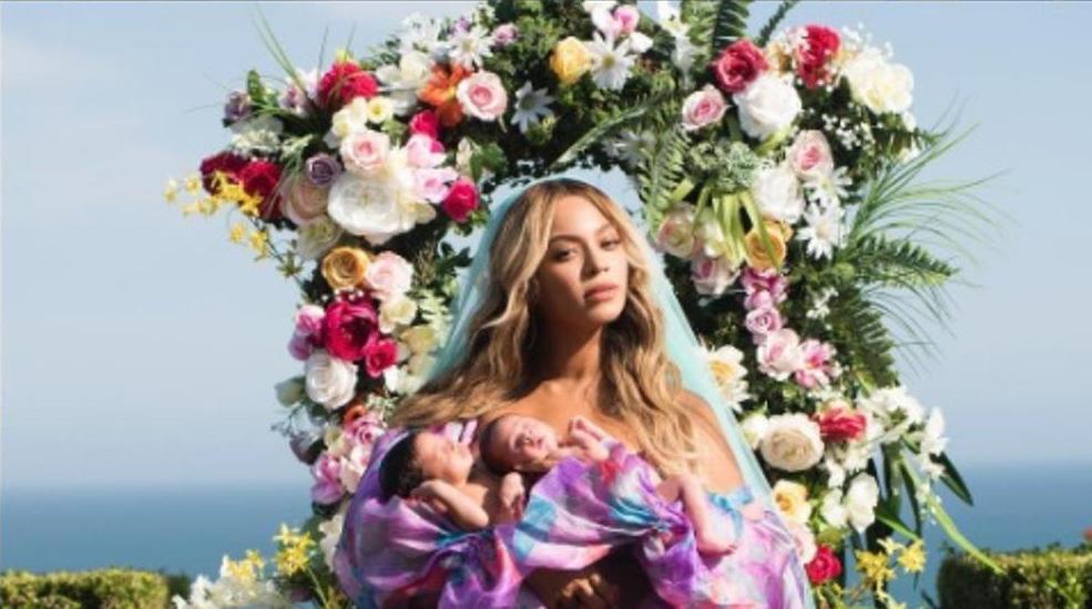 Beyoncé vuelve a romper Instagram con foto de sus gemelos   El Imparcial de Oaxaca