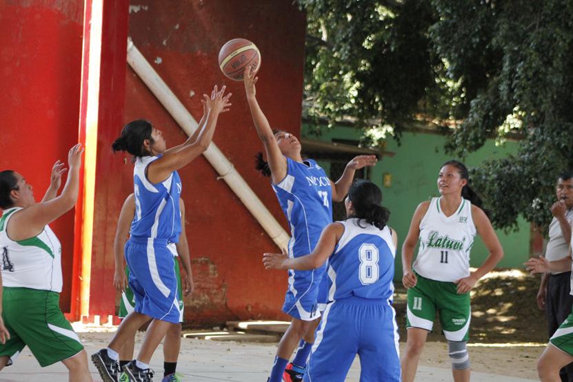 Regresa baloncesto a  la colonia del Maestro | El Imparcial de Oaxaca