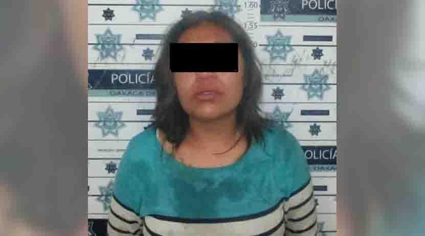 Presa por robo en Oaxaca | El Imparcial de Oaxaca