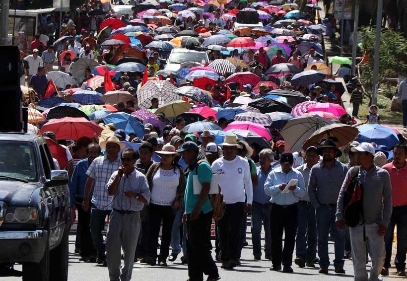 Oaxaca no aguanta más, necesario llegar a acuerdos: Coparmex | El Imparcial de Oaxaca