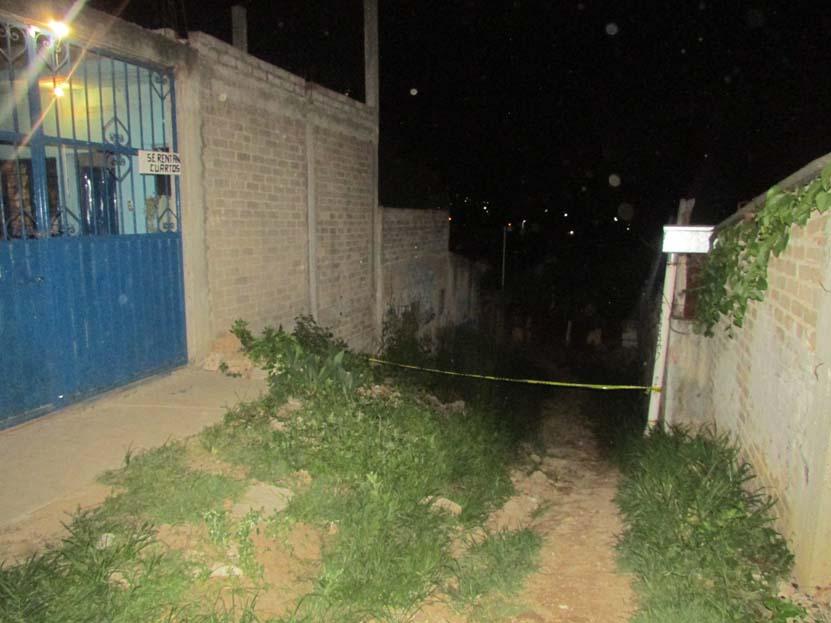 Estrangularon a casera después de golpearla en San Antonio de la Cal | El Imparcial de Oaxaca