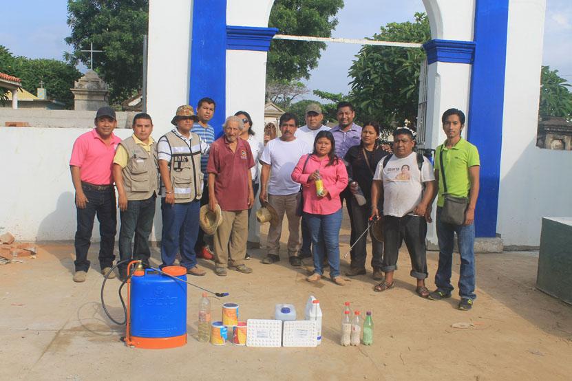 Limpian panteones Refugio y Dolores en Tehuantepec   El Imparcial de Oaxaca