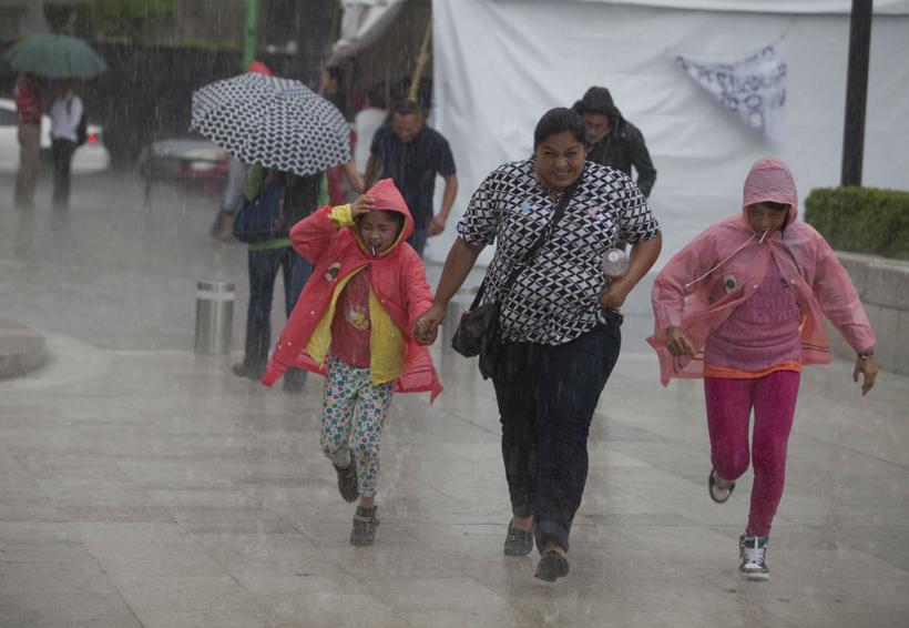 Prevalece el pronóstico de lluvia en Oaxaca y en el país | El Imparcial de Oaxaca