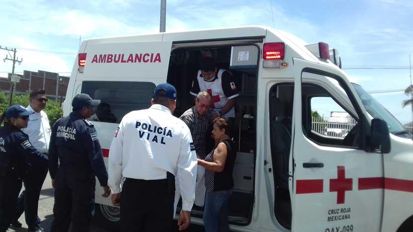 Golpean a conductor en bloqueo en Salina Cruz | El Imparcial de Oaxaca