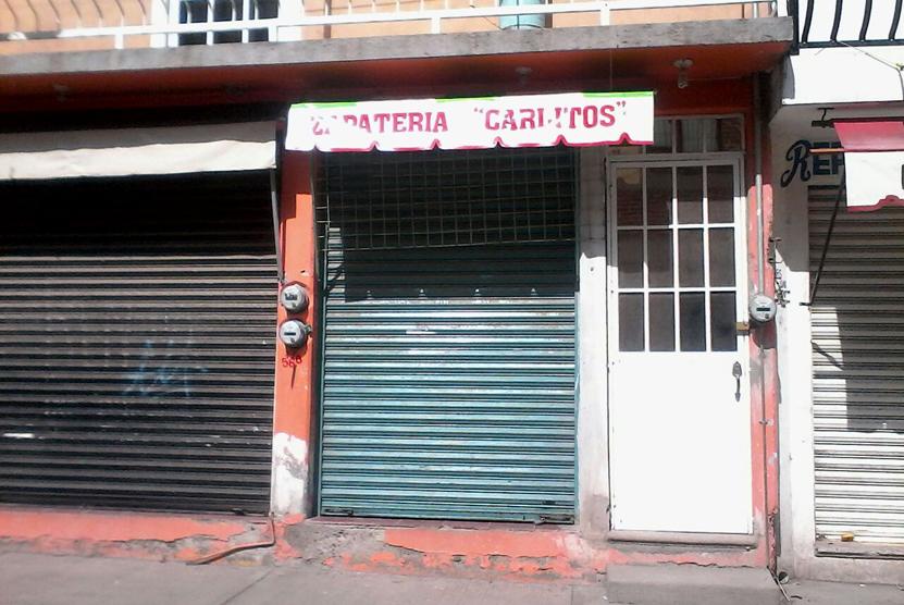 Acusado de intentar robar una zapatería en Huajuapan de León | El Imparcial de Oaxaca