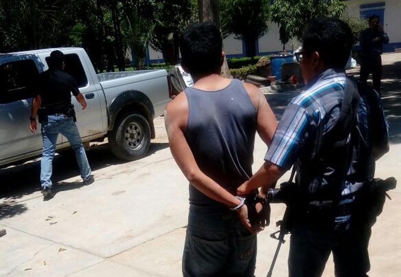 Cae sospechoso de robos en Ocotlán | El Imparcial de Oaxaca