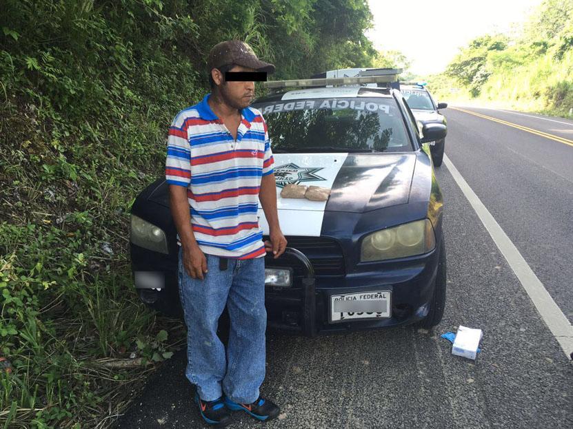 Detenido con mariguana en autobús en el Istmo | El Imparcial de Oaxaca