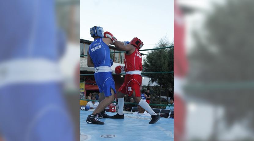 Listos los pugilistas  para el Festival Olímpico   El Imparcial de Oaxaca