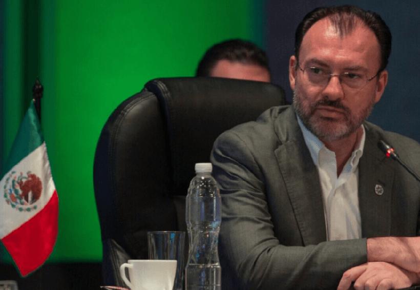 Videgaray se reunirá con líderes del Congreso de EU | El Imparcial de Oaxaca