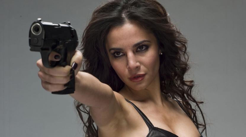 Martha Higareda se convertirá en una sexy detective | El Imparcial de Oaxaca