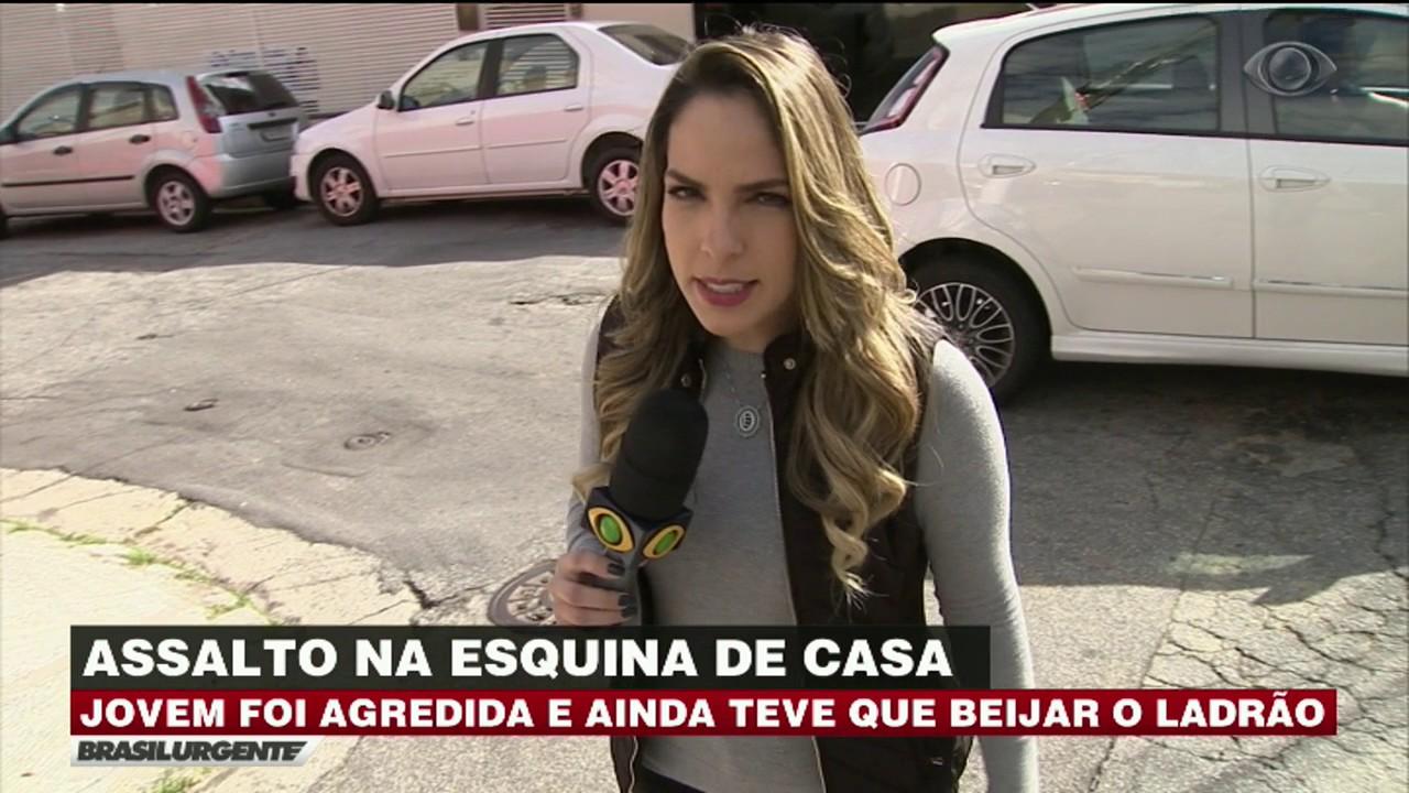 Asaltan a una joven en Brasil y antes de huir uno de ellos le exige darle un beso | El Imparcial de Oaxaca