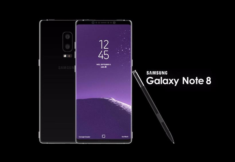 Samsung hace oficial la fecha de presentación del Galaxy Note 8 | El Imparcial de Oaxaca
