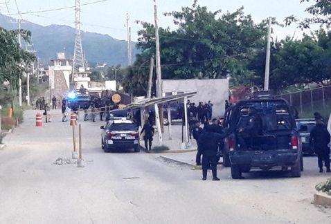 Riña entre internos deja 5 muertos en penal de Acapulco   El Imparcial de Oaxaca