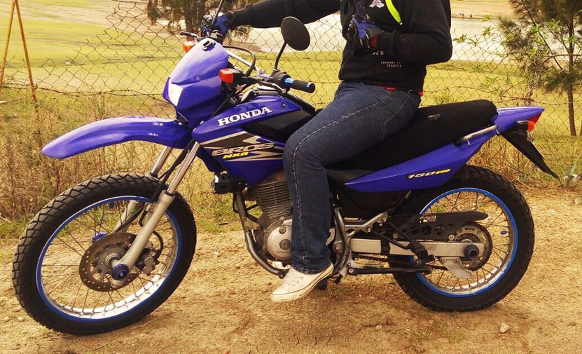 Roban motos con violencia en Oaxaca | El Imparcial de Oaxaca
