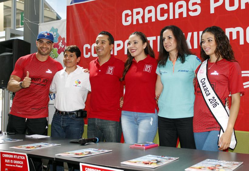 Todo listo en atletismo | El Imparcial de Oaxaca