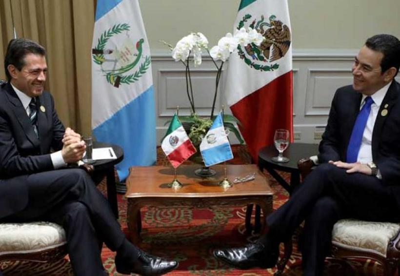 Guatemala nombra a EPN Embajador de la Paz; en México aumentan los homicidios con arma de fuego | El Imparcial de Oaxaca