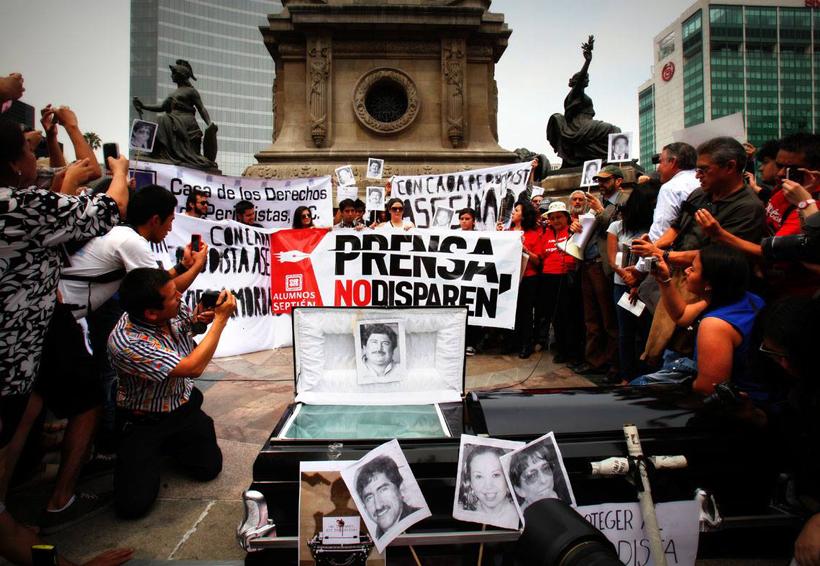 Periodistas corren el riesgo | El Imparcial de Oaxaca