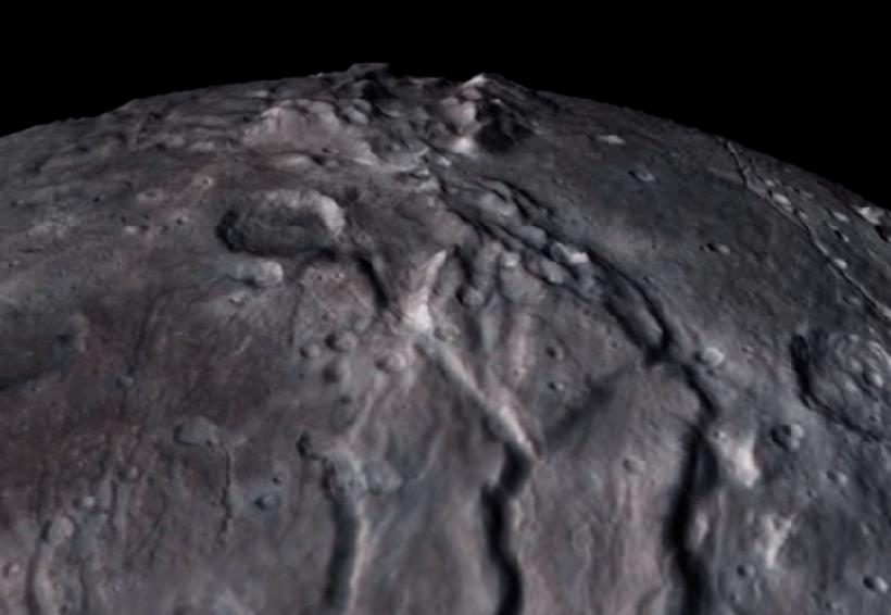 La NASA nos muestra a Plutón como nunca antes | El Imparcial de Oaxaca