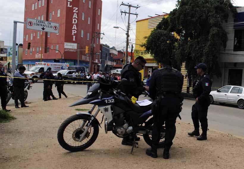 Al banquillo de los acusados   El Imparcial de Oaxaca