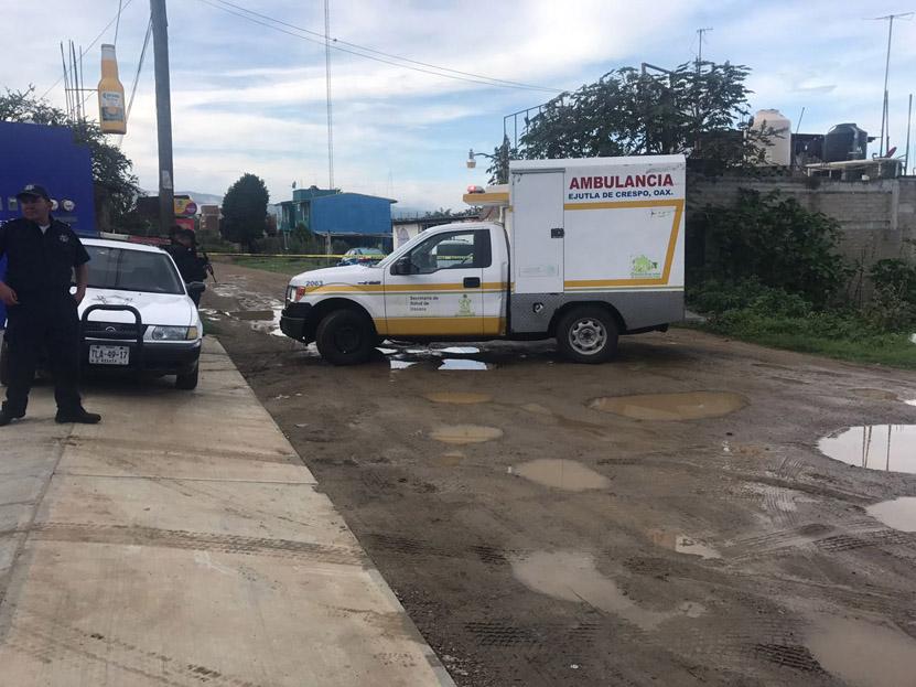 ¡Macheteado! en Coatecas Altas | El Imparcial de Oaxaca
