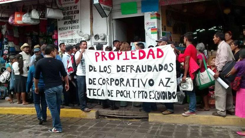 Exigen castigo por múltiples fraudes | El Imparcial de Oaxaca