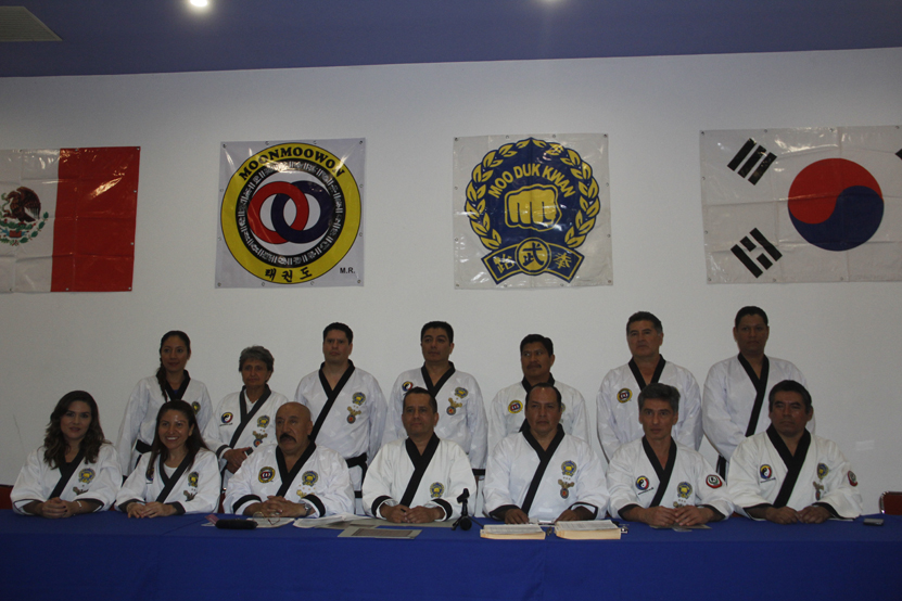 Examen de cintas negras en Moo Duk Kwan   El Imparcial de Oaxaca