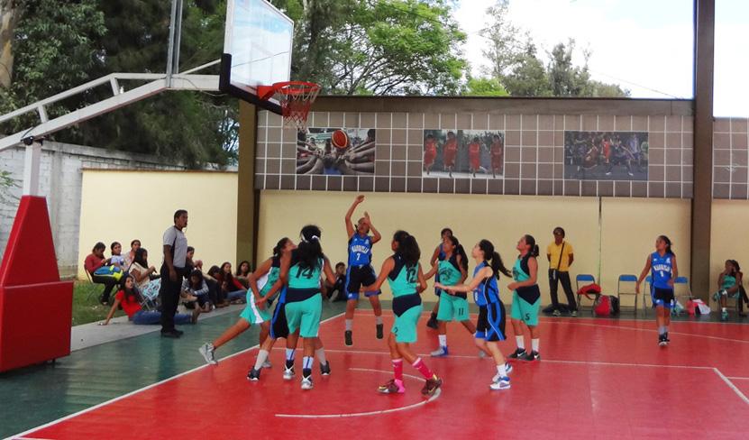 Definen ponentes para  Campamento de básquet   El Imparcial de Oaxaca