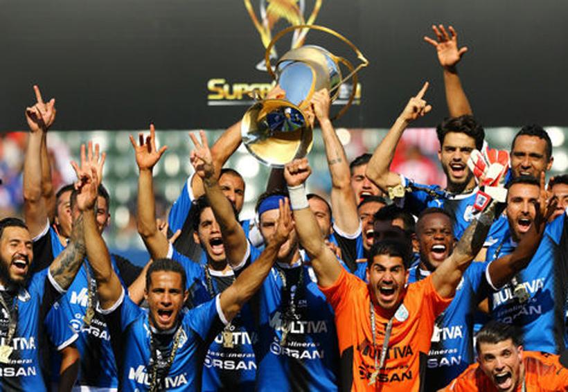 Querétaro vence al América 2-0 y es campeón de la Súper Copa | El Imparcial de Oaxaca