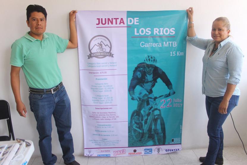 Impulsan el ciclismo de montaña en Juxtlahuaca | El Imparcial de Oaxaca