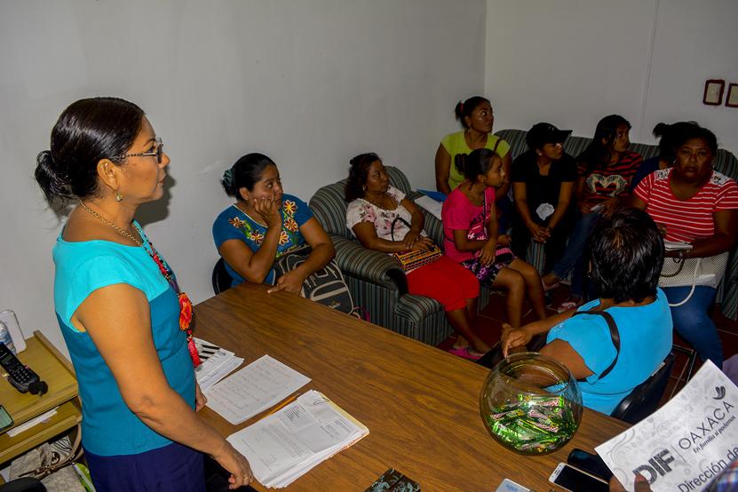 Trabaja Salina Cruz  en la activación  de programas de  seguridad alimentaria | El Imparcial de Oaxaca