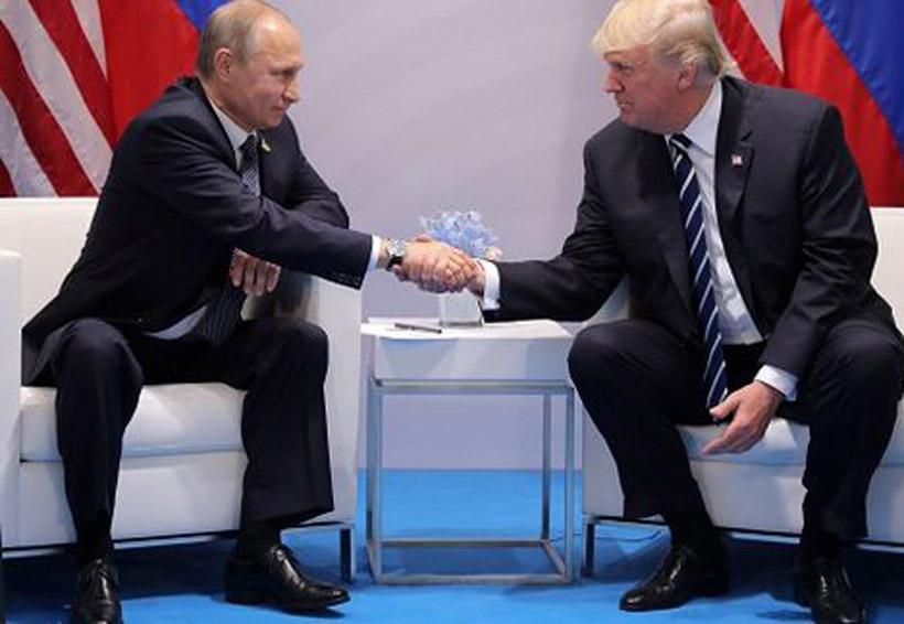 Putin y Trump se reúnen por primera vez | El Imparcial de Oaxaca