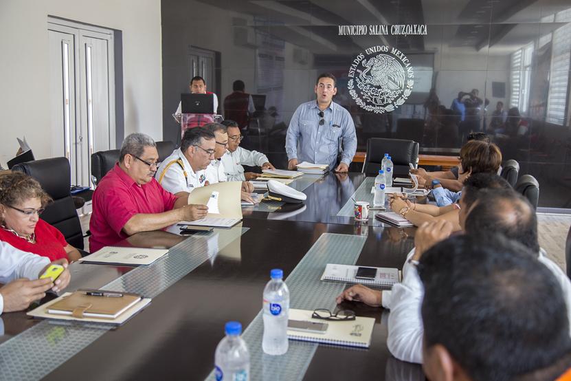 Presenta Protección Civil municipal  plan Verano Seguro 2017 en Salina Cruz | El Imparcial de Oaxaca