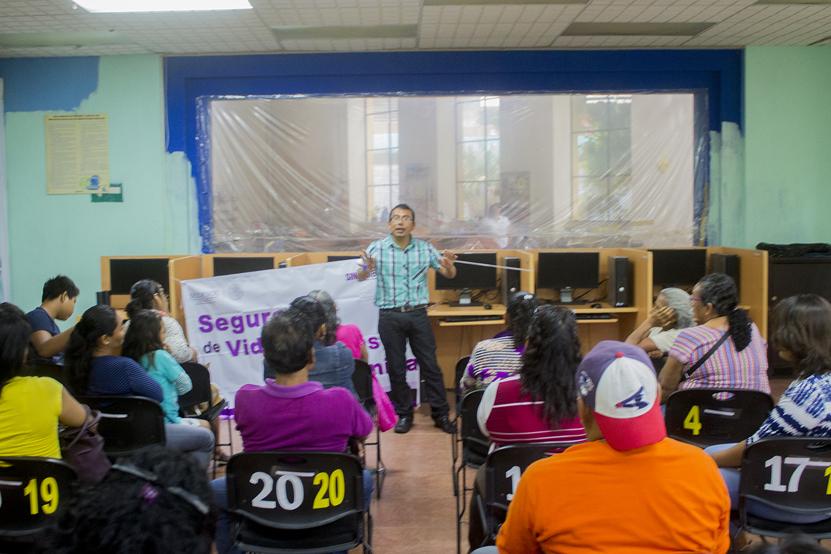 Impulsa gobierno  programa de seguro  para jefas de familia en Salina Cruz   El Imparcial de Oaxaca